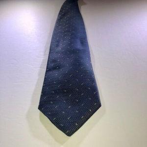 Men's Armani Collezioni Tie 100% Silk Tie
